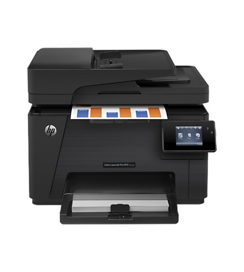 Multifuncional HP Laser Color Pro MFP M177FW